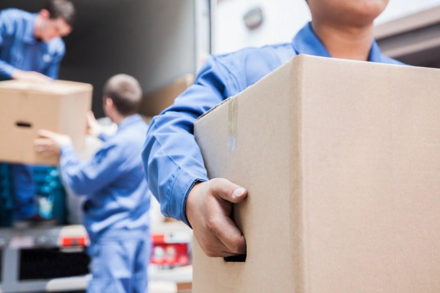 Crofter Moving - at Work